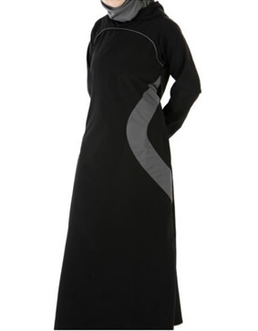 Leisure Abaya - Sports look design Abaya / Jilbab