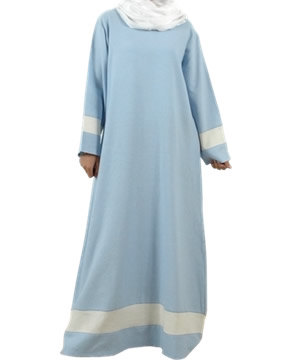 Linen Abaya / Jilbab - Casual, stylish summer look